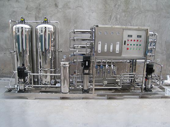 饮用水处理设备/纳滤膜设备