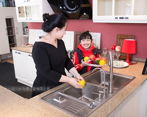家用终端智能净水直饮机设备