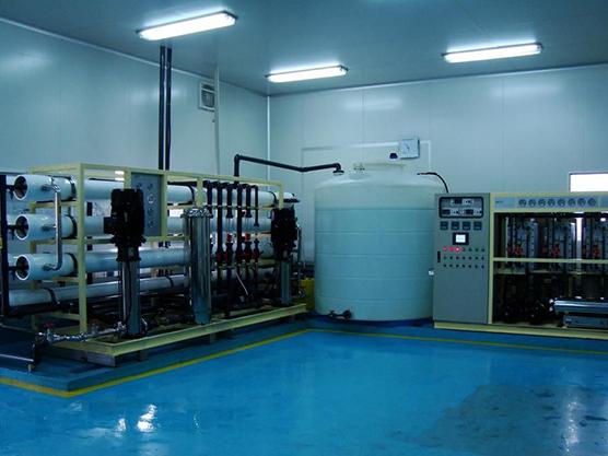 Pure water, high-purity water treatment equipment / RO membrane equipment